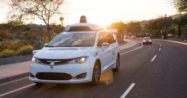 Waymo:将提供完全无人驾驶的网约车服务
