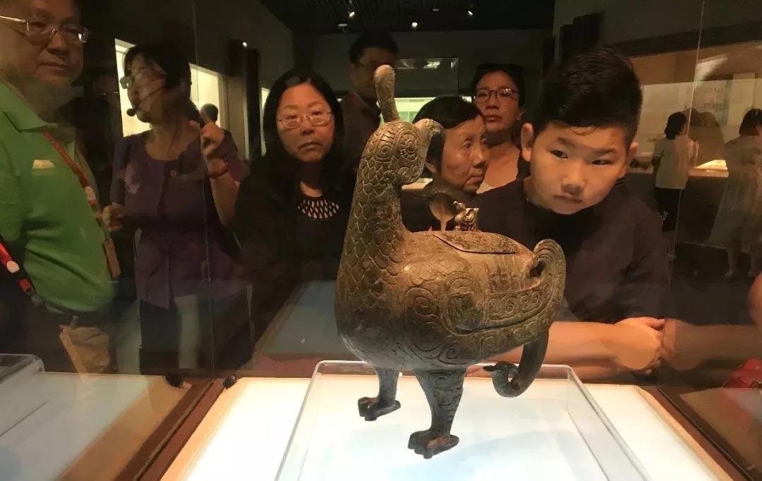国家文物局:声明将制订博物馆研学旅行标准