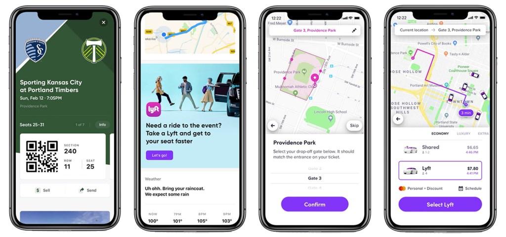 Lyft:与售票平台SeatGeek合作 提升活动体验