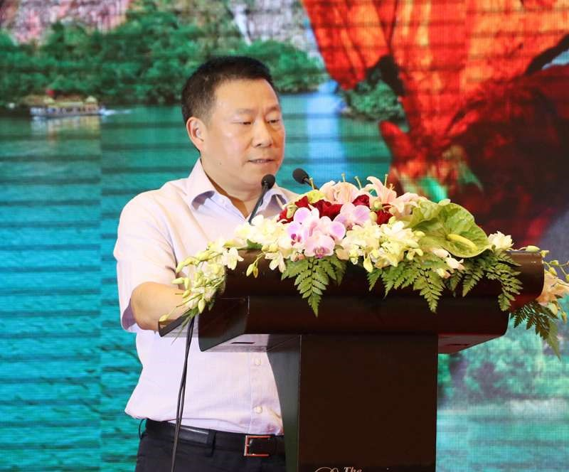 福建三明:旅游推介暨项目招商会在上海举办