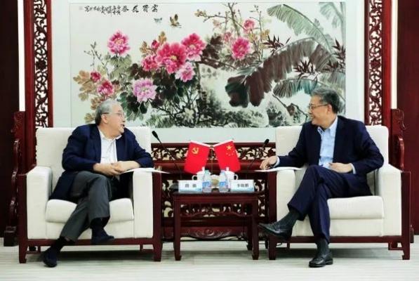 光大:与中国旅游协会 首旅签署战略合作协议