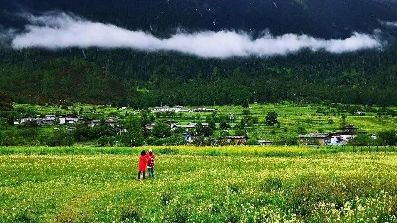 全域旅游:援藏女干部黄细花的西藏旅游梦