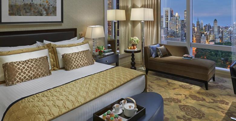研究:欧洲最昂贵的奢华城市酒店 巴黎最多