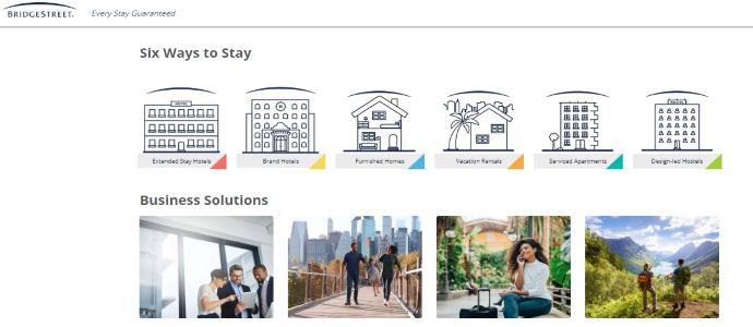 BridgeStreet:为长住酒店客户推出新平台