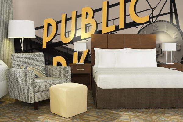 精品国际酒店:推出新中端品牌Clarion Pointe