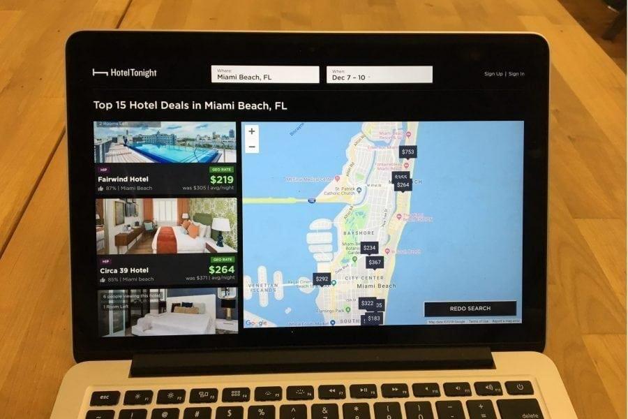 HotelTonight:移动为先的OTA盯上桌面网页