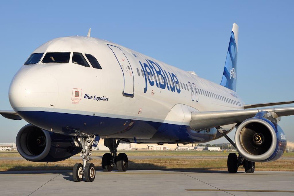 捷蓝航空:票价系统改革 将增加基础经济舱