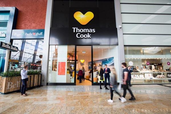 復星旅文證實正洽購Thomas Cook旅游經營業務