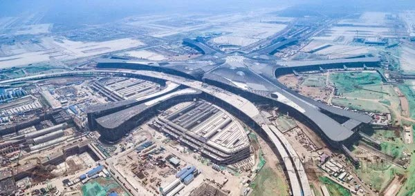 年吞吐量12.6亿人次:我国世界级机场群初具规模