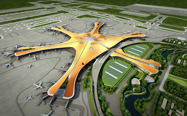 大兴机场:主要工程如期竣工 投入9月运营准备