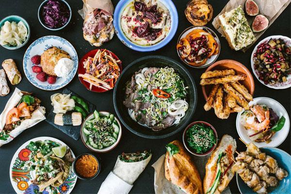调查:美食影响超过1/4的旅客选择度假目的地