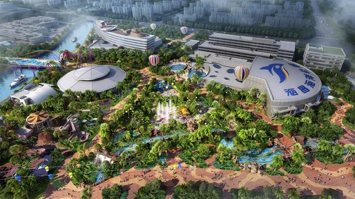 上海海昌海洋公园限流:叫停试营业门票销售