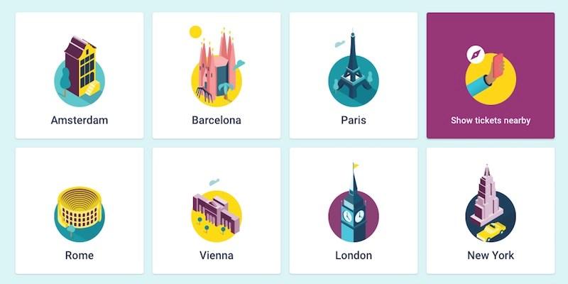 门票平台Tiqets:与谷歌搜索和地图达成合作