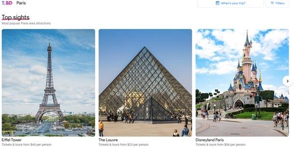 谷歌推出Touring Bird:在20城提供2.5万个体验