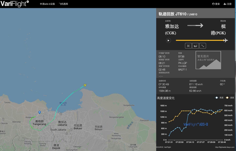 印尼狮航:近年发生多次安全事故 含多起空难