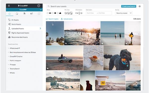 CrowdRiff:旅游视觉内容营销平台融资$900万