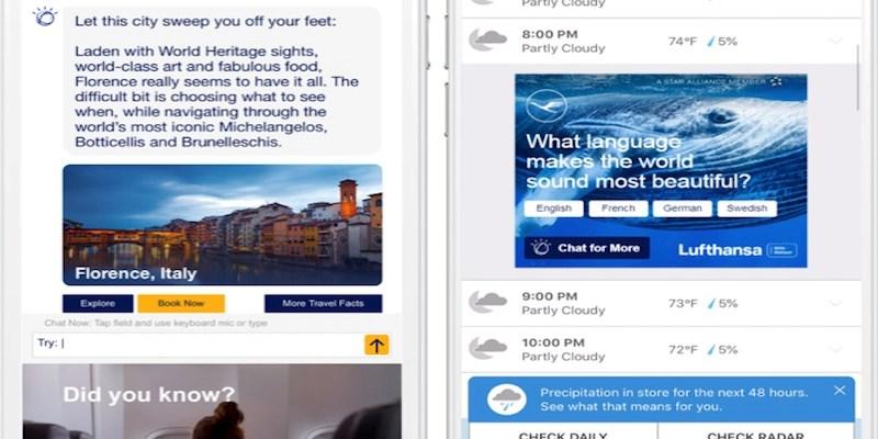漢莎航空:在AI廣告領域與IBM Waston展開合作