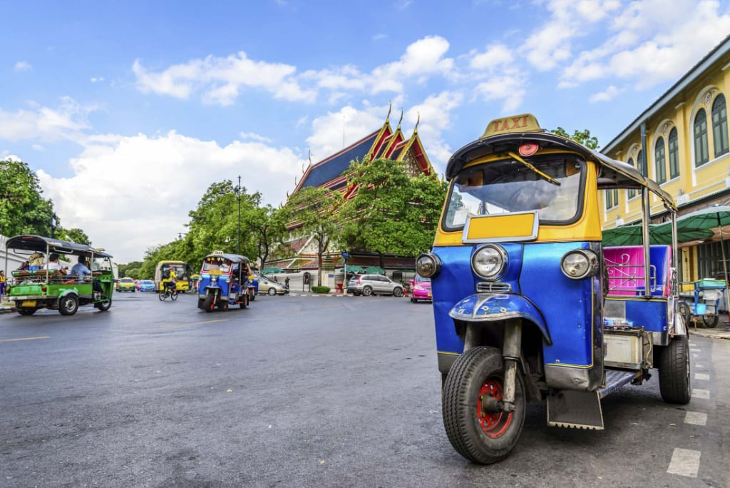 泰国:成为国际游客消费最高的亚洲旅游目的地