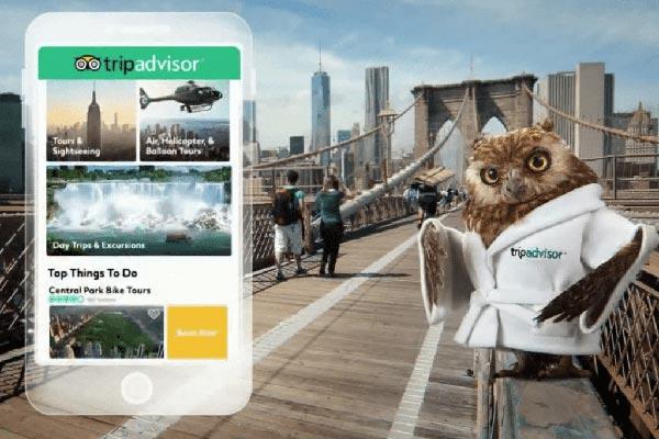 猫途鹰:发力Experiences旅游和活动电视广告