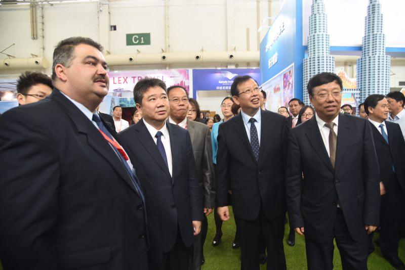 2018中国—东盟博览会旅游展在桂林开幕