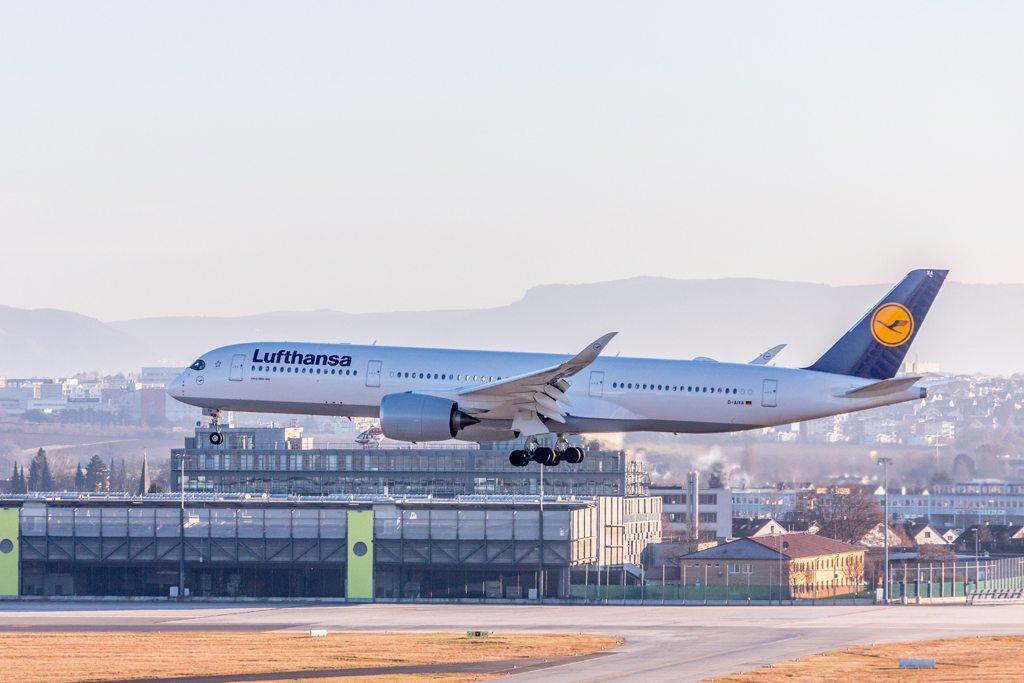 汉莎航空:机上餐饮需求减少 或出售餐饮部门