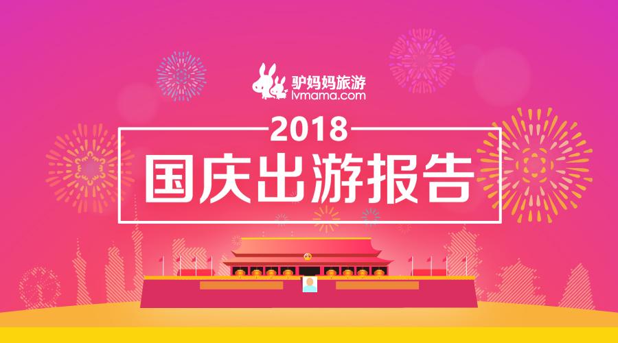 驴妈妈:2018国庆出游报告 乡村游 文化游火热