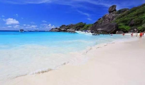 泰国:斯米兰群岛开放,每日人数限定3325人