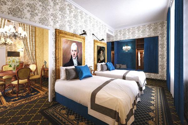 璞富腾酒店及度假村布达佩斯成员酒店_Mystery-Hotel-Budapest