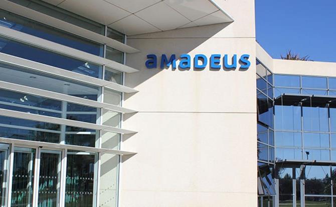 Amadeus:上半年营收增长14.4% 达28亿欧元