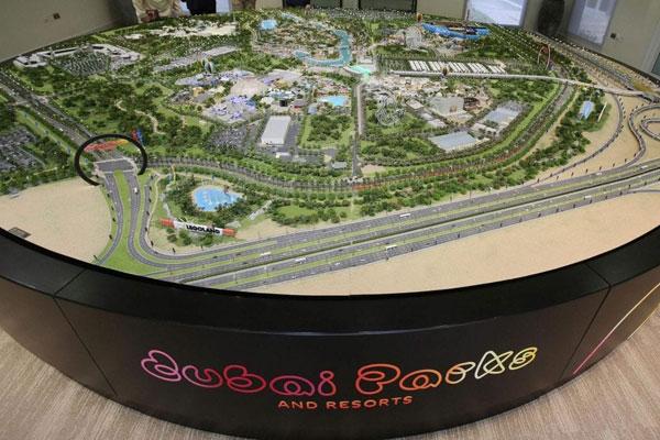 迪拜六旗樂園:經營商連續虧損 或延期開放