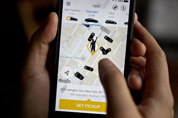 Gett:大众汽车支持的网约车App或寻求买家