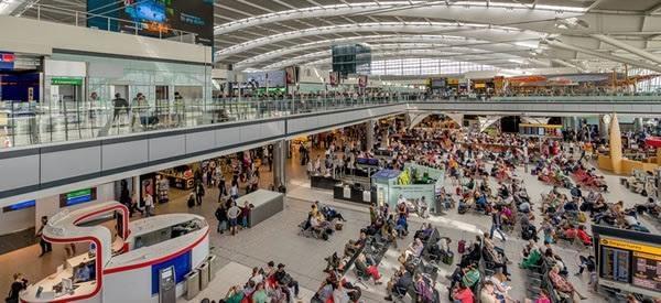 希斯罗机场暑假将大罢工:预估百万人受影响