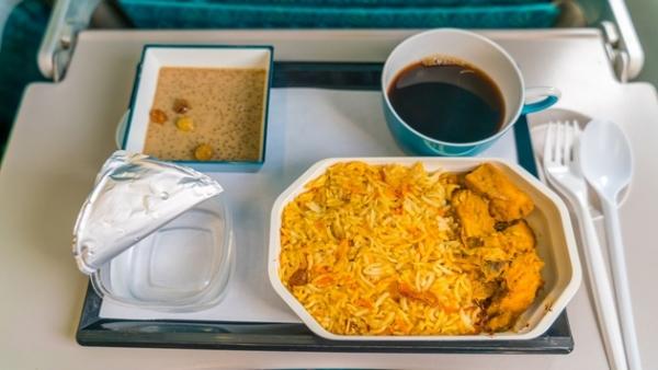 研究:美国主要航空公司飞机健康饮食排名