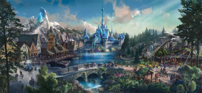 迪士尼:对外输出的美国动漫旅游样本