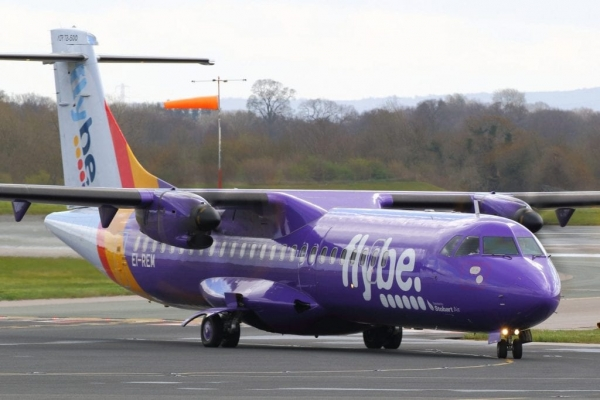 Flybe:成为第一家被新冠肺炎疫情拖垮的航司
