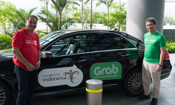 Grab:与印尼旅游局跨界合作 进军数字旅游