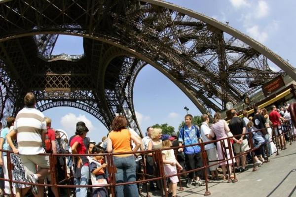 过度旅游:城市不堪重负?数据和技术能帮忙