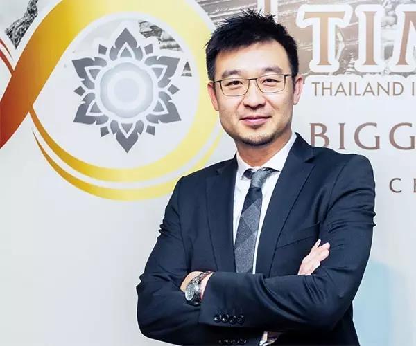 泰国国家会展局:朱琳先生成为中国区首席代表