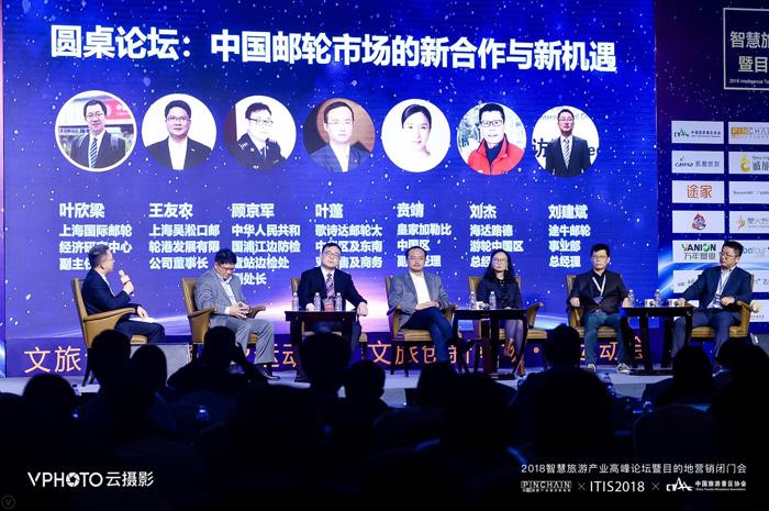 圆桌论坛:中国邮轮市场的新合作与新机遇