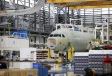 空客:去年净亏11.3亿欧元 交付566架民用飞机