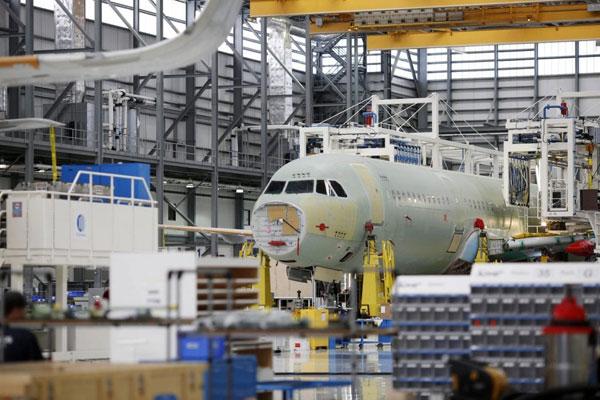空中客车:力争在2018年交付800架客机