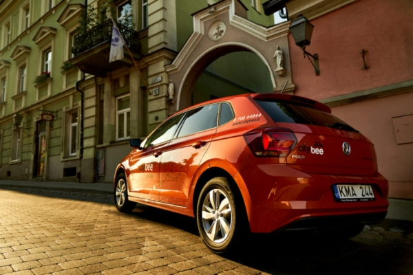 CityBee:立陶宛共享汽车创企融资1.1亿欧元