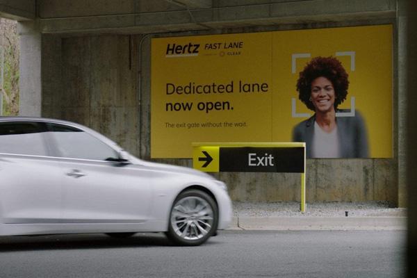 Hertz与Clear:利用生物技术解决机场租车痛点