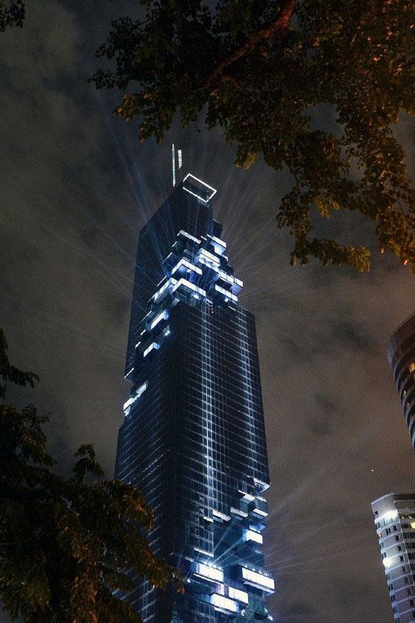 """雅高:首家""""东方快车""""酒店将进驻泰国第一高楼"""