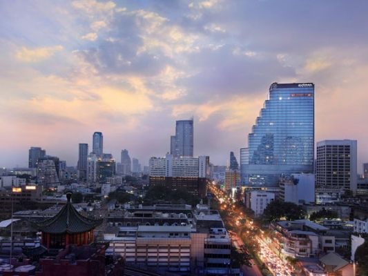 泰国:2018年全球酒店开发商纷纷涌入掘金
