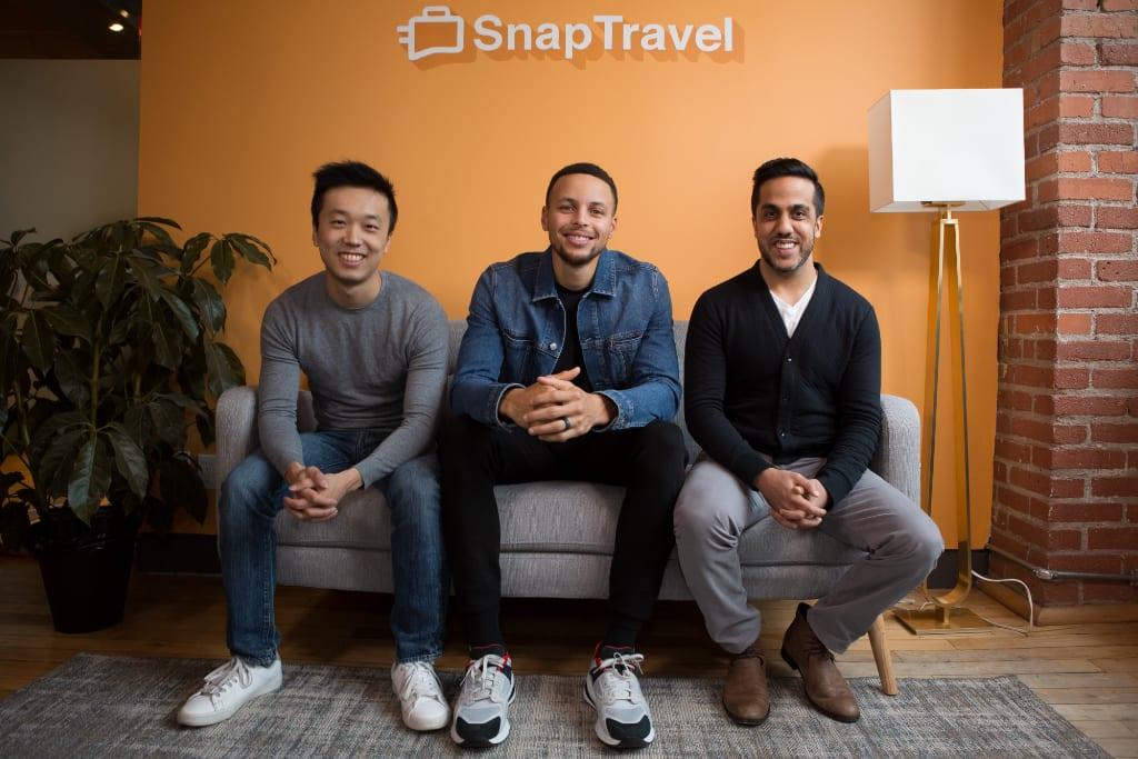 SnapTravel:融资2100万美元 NBA球星库里参投