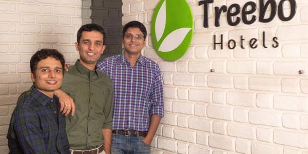 OYO酒店:欲收购竞争对手Treebo Hotels