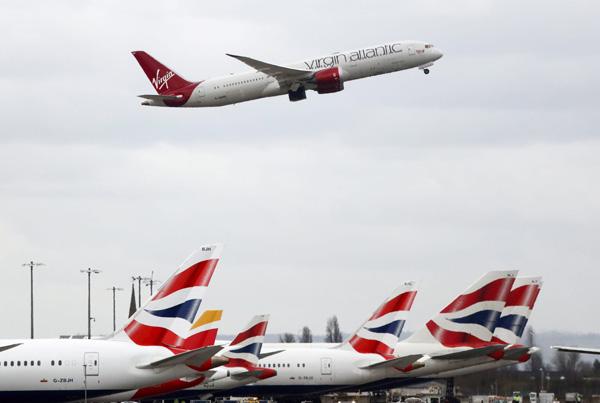 维珍大西洋航空:如何与低成本航空竞争?