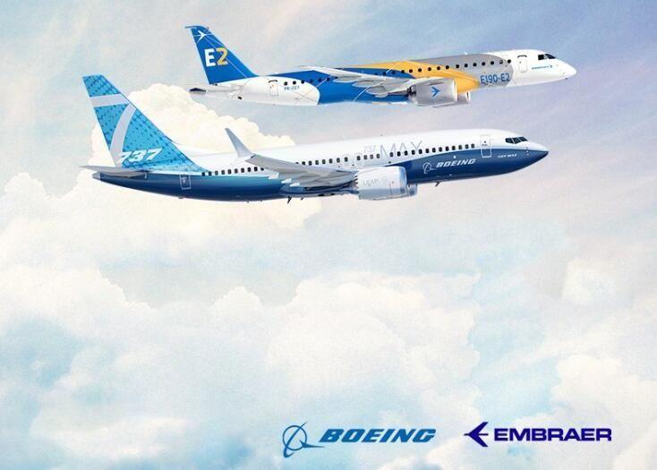 波音巴航工业:成立合资公司 总额达52.5亿美元