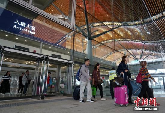 港珠澳大桥香港口岸将为游客购物设大型零售店